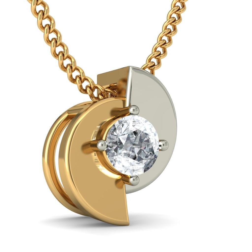 the zariei pendant bluestone