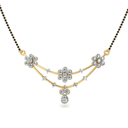 The Parijat Mangalsutra