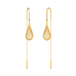 The Deepti Drop Earrings