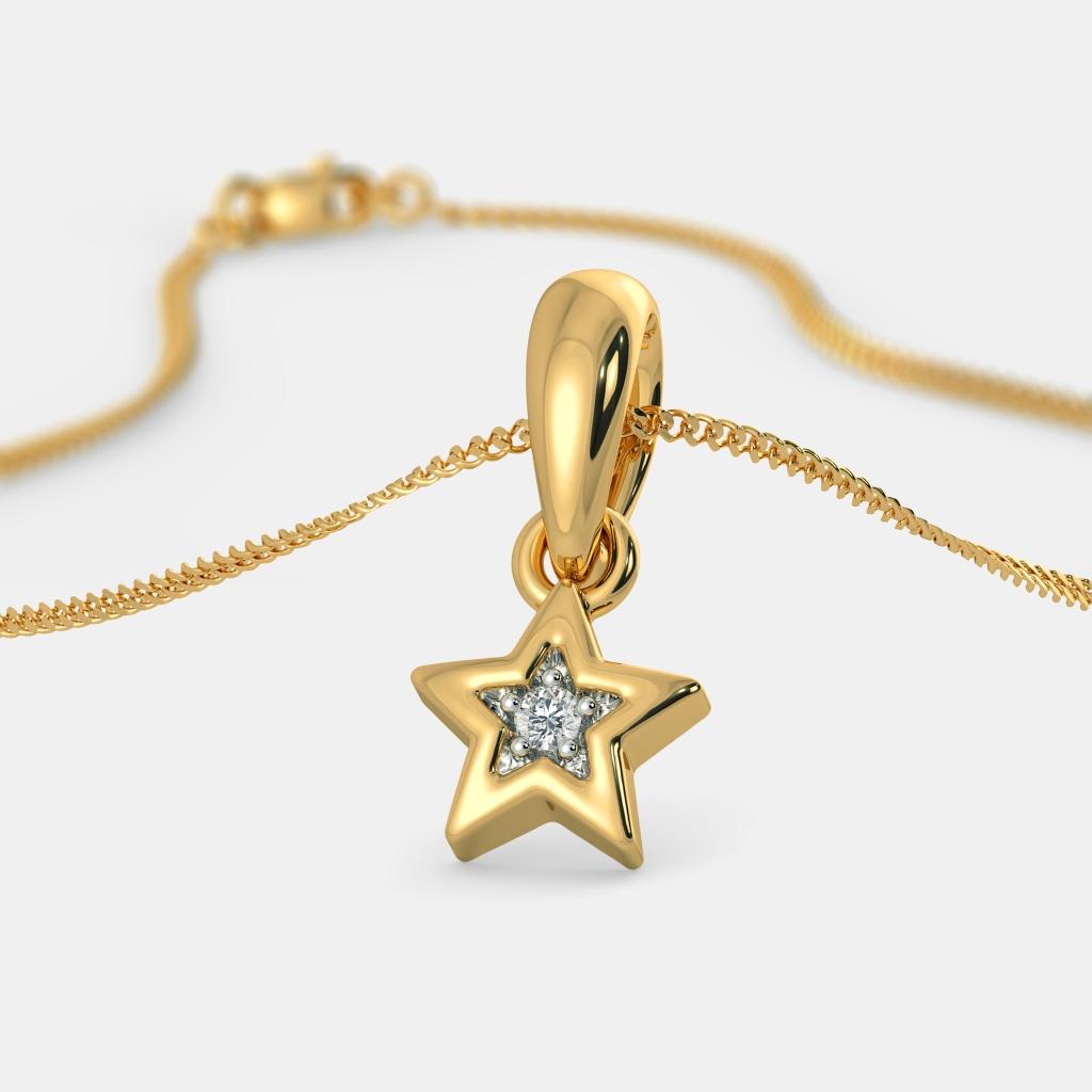 The wishing star pendant for kids the wishing star pendant for kids aloadofball Choice Image