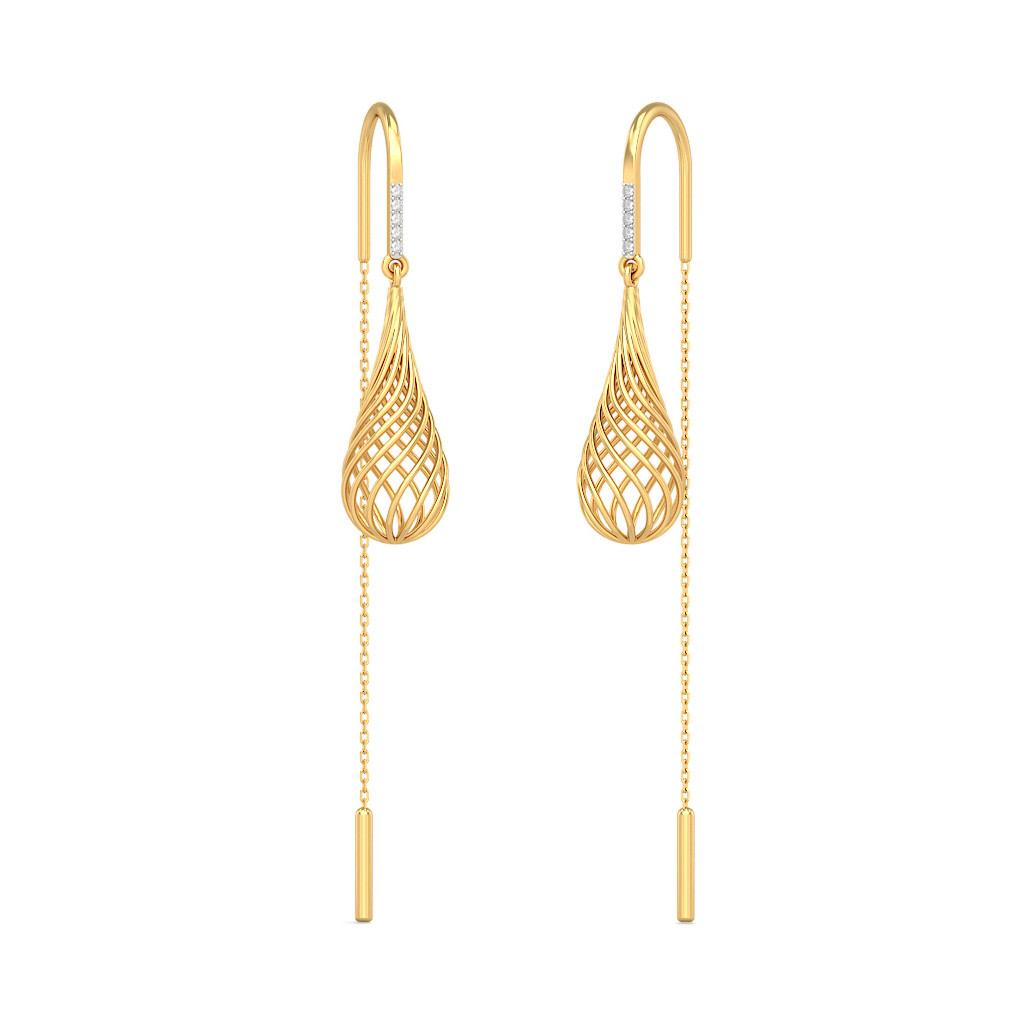 The Deepti Drop Earringsearring Image