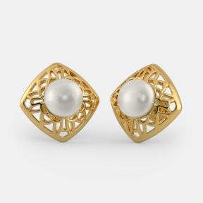 The Jenny Stud Earrings