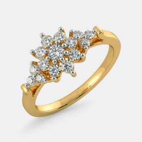The Florine Cocktail Ring