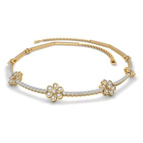 The Pushp Apsara Necklace