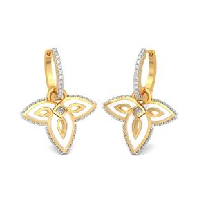 The Parvaneh Drop Earrings
