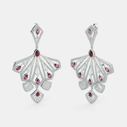 The Cyra Drop Earrings