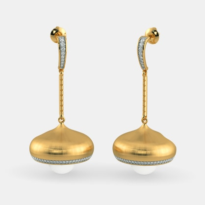 The Sumptuousness Drop Earrings