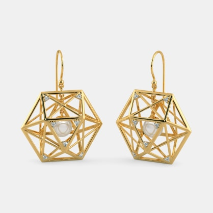 The Encompass Drop Earrings