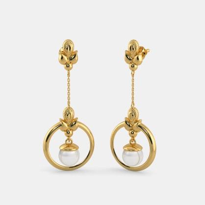 The Chandrakala Drop Earrings