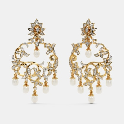 The Emmarie Chand Bali Earrings