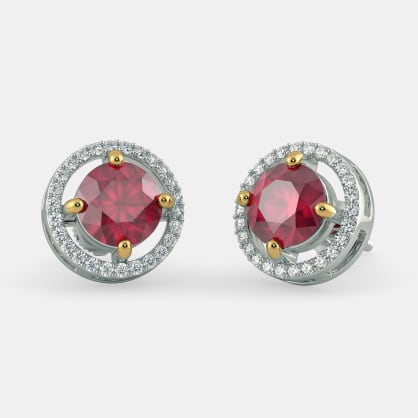 The Indra Aakshi Stud Earrings