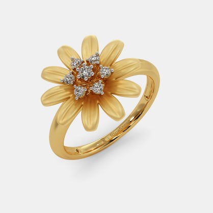 The Glorious Floral Ring