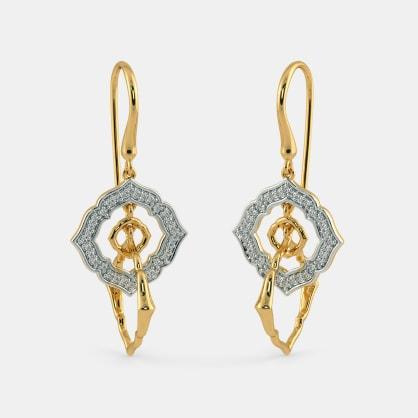 The Odila Drop Earrings
