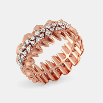 The Grace Frill Ring
