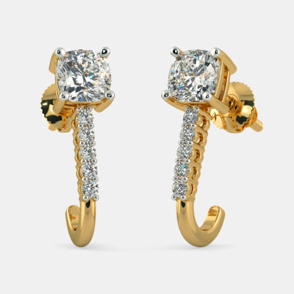 The Glamorous Saga Earrings Mount