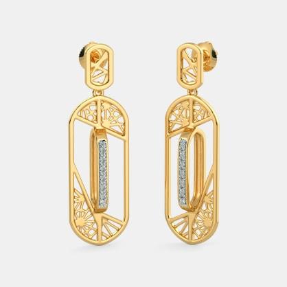 The Fez Drop Earrings