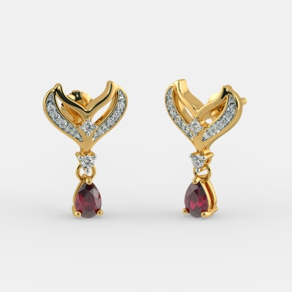 The Parineeta Drop Earrings