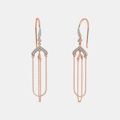 The Awrad Drop Earrings