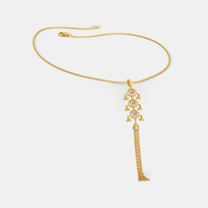 The Incredible Tassel Necklace