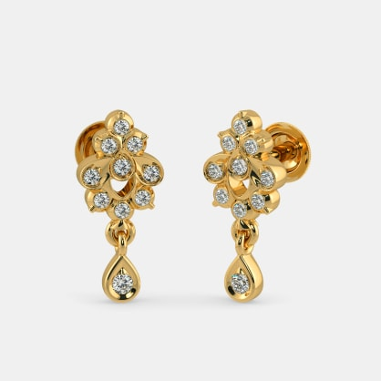 The Prapti Drop Earrings