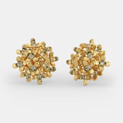 The Adrina Stud Earrings