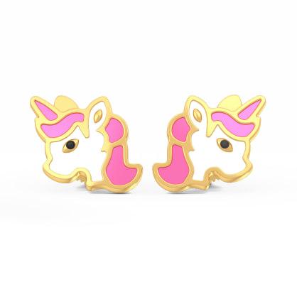 The Magic Unicorn Earrings for Kids