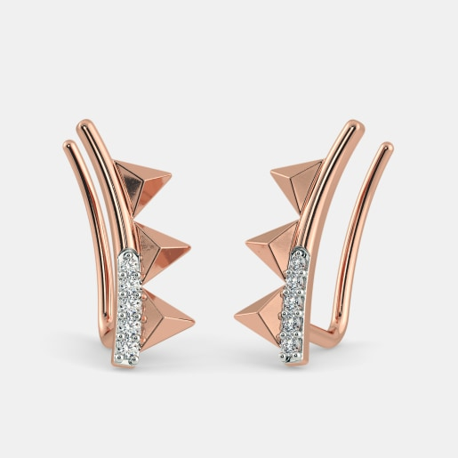 The Charm Stud Earrings