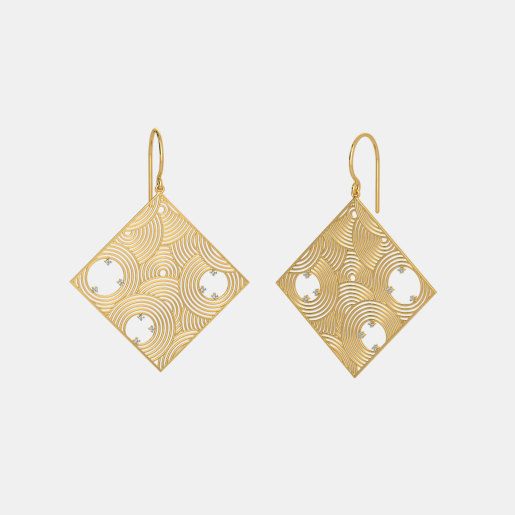 The Ravishing Glam Drop Earrings