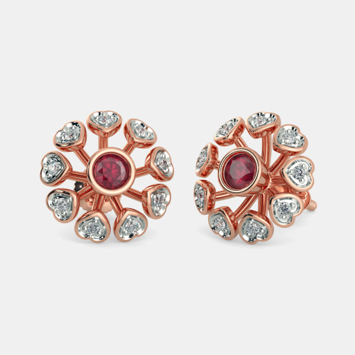 The Adreana Stud Earrings