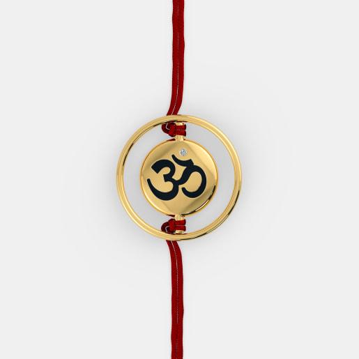 The Dvanda Rakhi Pendant