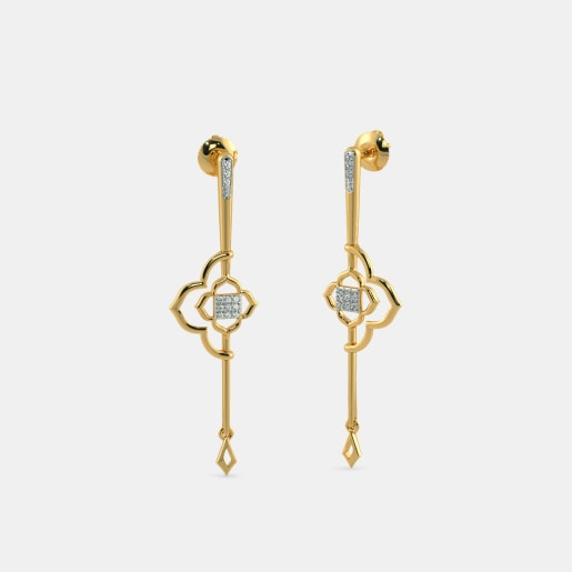 The Vartika Drop Earrings