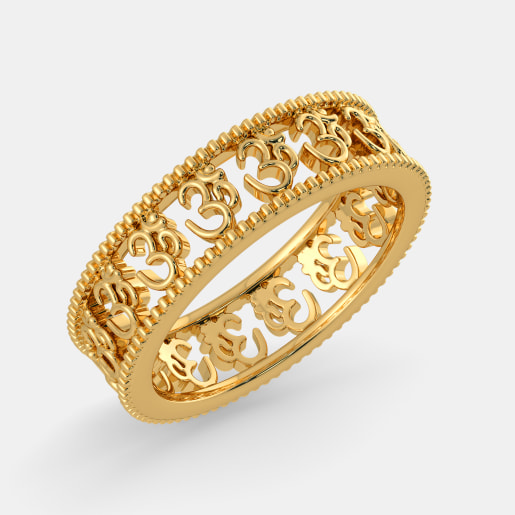 indian ring filigree beautiful exclusie gold ladies rings