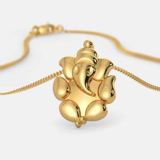 The Ganapati Pendant