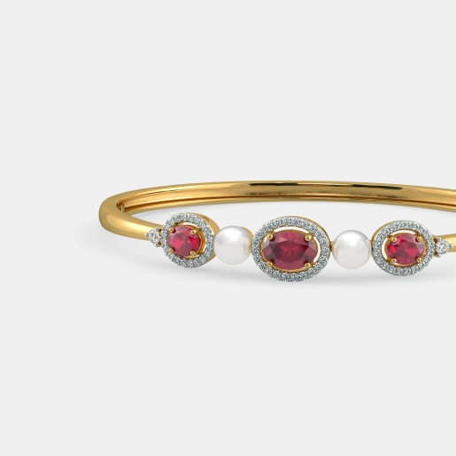 The Fire and Ice Bangle