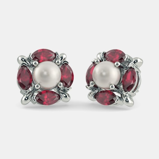 The Flora Allure Stud Earrings