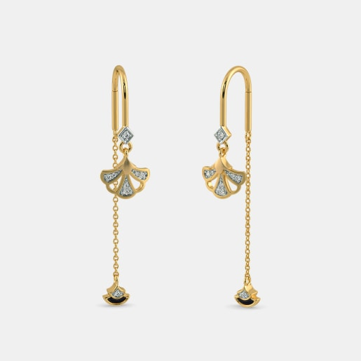 The Ethereal Suidhaga Earrings