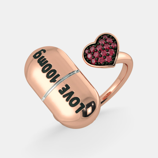 The Pill of Love Ring