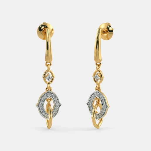 The Maura Drop Earrings