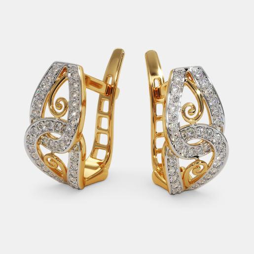 The Rejoice Hoop Earrings