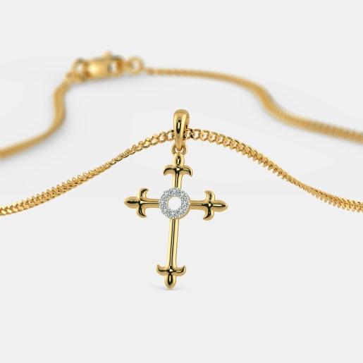 The Arturo Cross Pendant