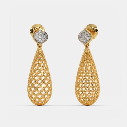 The Sophia Drop Earrings