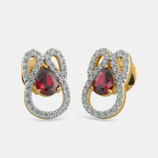 The Dhana Stud Earrings