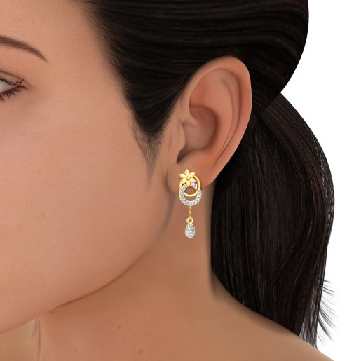 The Minni Drop Earrings