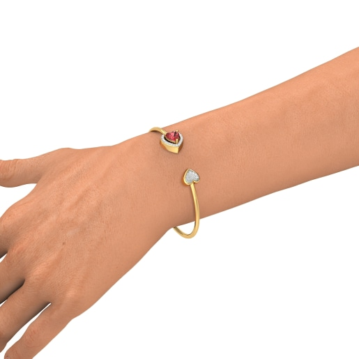 The Vamika Twister Bangle