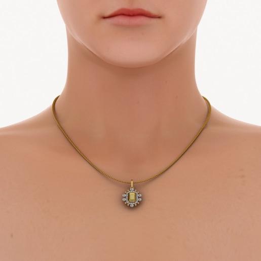 The Selgia Pendant