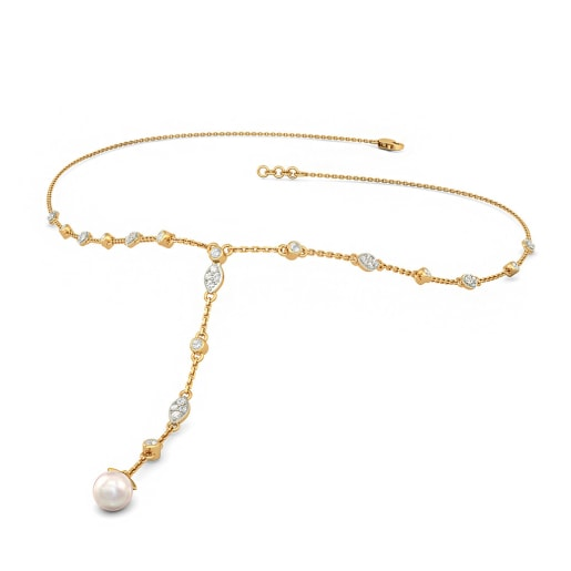 The Abree Line Necklace