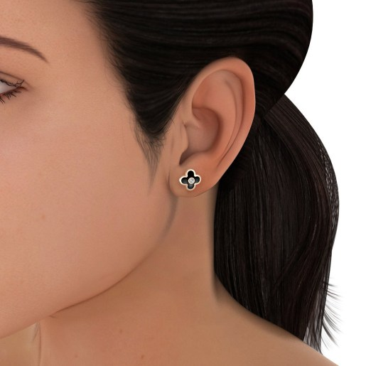 The Carisha Stud Earrings