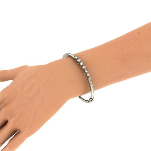 The Miles to Go Bangle