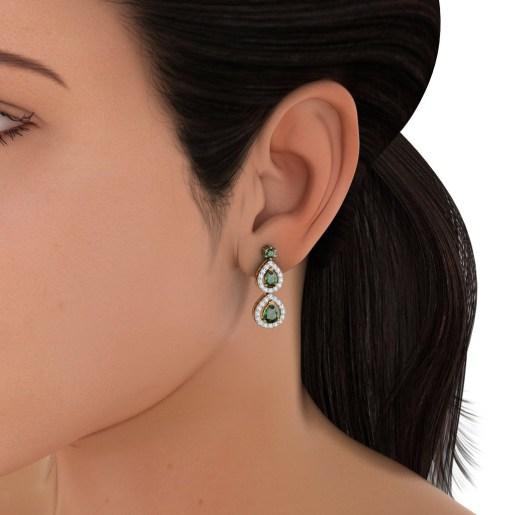 The Sanaz Earrings