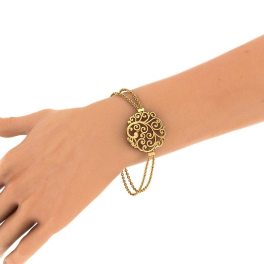 The Peacock Vivacity Bracelet